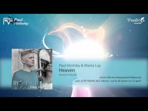 Paul Visky & Marta Lay - Heaven (Airsoul Remix) {RE*INVINCIBLE} [progressive trance / house]