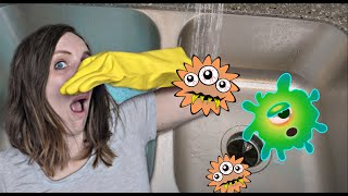 Fix Smelly Garbage Disposal | 2 Ways to Clean your Garbage Disposal