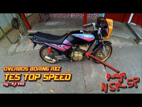 Top Speed RXZ Blok OB Level Dewa    Aji VAS