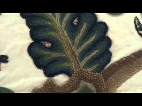 Crewel Embroidery Scotland