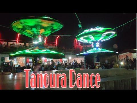 Tanoura dance in desert camp 2020