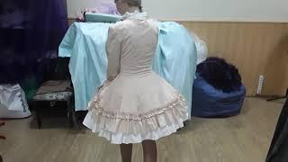 Платье Лолита. Женское необычное свадебное платье. Свадебное короткое платье. Eli-stor.com