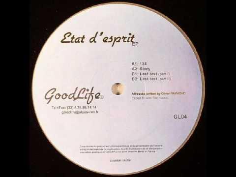Oxia - Last Test Part 1 - [Good Life 04 - B1] - (Etat D´ Esprit EP)