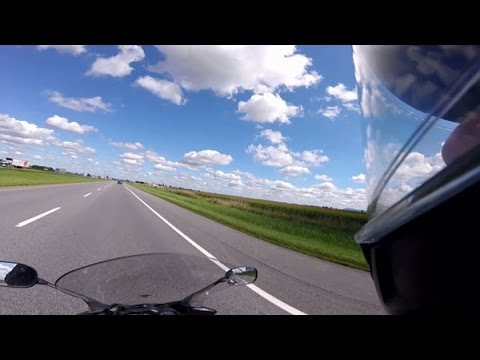 A Motorcycle Trip Across Canada Youtube