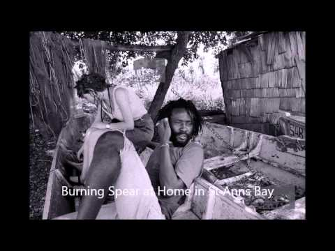 Burning Spear - Live At Coconut Groove, Santa Cruz, U.S.A (23/10/1980)