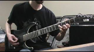 High on Fire - DII (Guitar Playthrough)