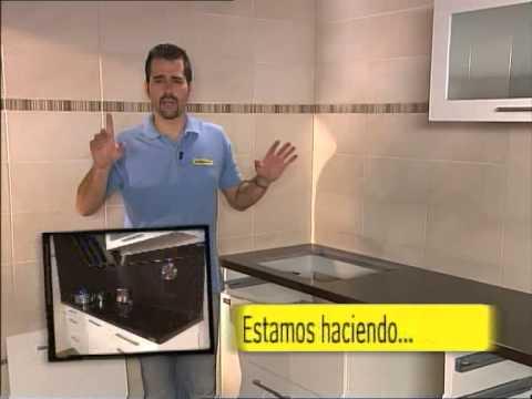 C mo cambiar la encimera de una cocina youtube - Cambiar la cocina ...