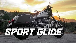 5 THINGS I LIKE ABOUT THE 2018 SPORTGLIDE