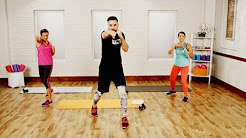 15-Minute Boxing Workout You Can Do At Home   Class FitSugar