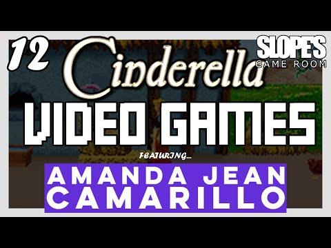 12, Cinderella movie & video game review - SGR (feat. Amanda Jeannn)
