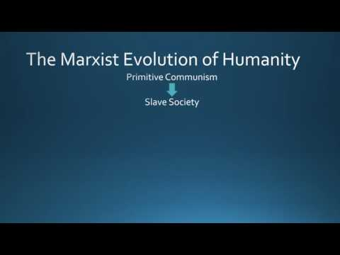 Marxism - Historical Materialism