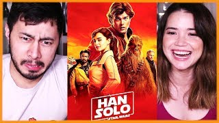 SOLO: A STAR WARS STORY | Trailer Reaction