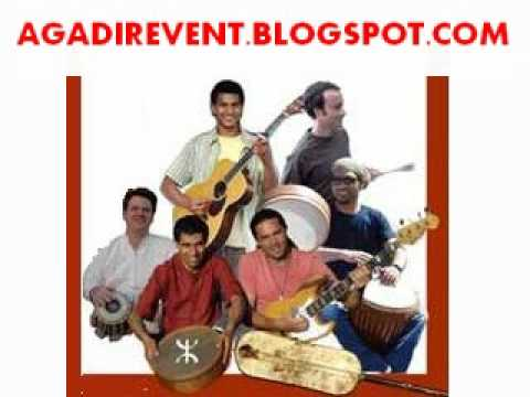 aza music groupe amazigh