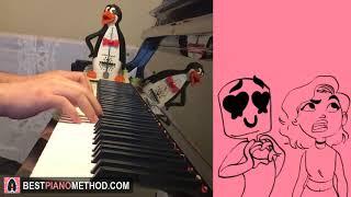 Marshmello & Anne-Marie - FRIENDS (Piano Cover by Amosdoll)