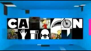 Cartoon Network CHECK it bumpers