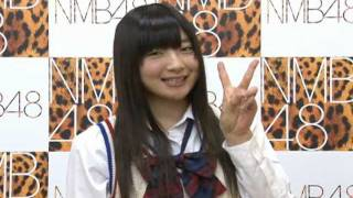 NMB48 アイドル 上西恵 原みづき 吉田朱里 太田里織菜 小柳有沙 小笠原...