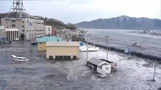 dahsyatnya tsunami jepang 2011