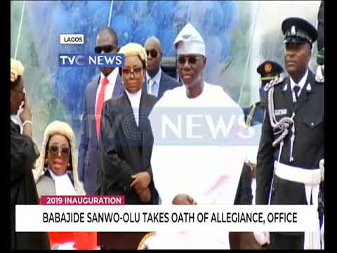 Profile of Babajide Sanwoolu, the new Governor of Lagos state