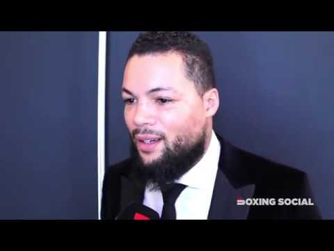 """DUBOIS FIGHT WOULD BE A STEP DOWN!"" JOE JOYCE ON ANTHONY JOSHUA, MILLER FAILED TESTS & AGIT KABAYEL"