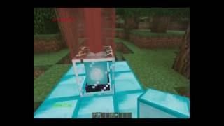 как сделать цветной маяк в Майнкрафт!