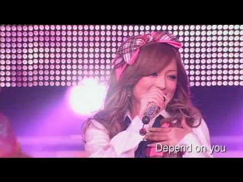 浜崎あゆみ  「ayumi hamasaki 15th Anniversary TOUR ~A BEST ~」特設サイト用映像