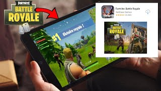 How To Download NEW SECRET Fortnite: Battle Royale App! (iPhone & iPad 2018)