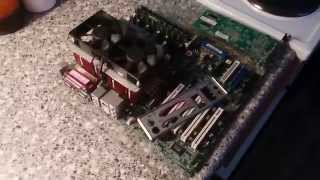 Asus PC DL Deluxe - Dual Socket 604 Motherboard - Overview
