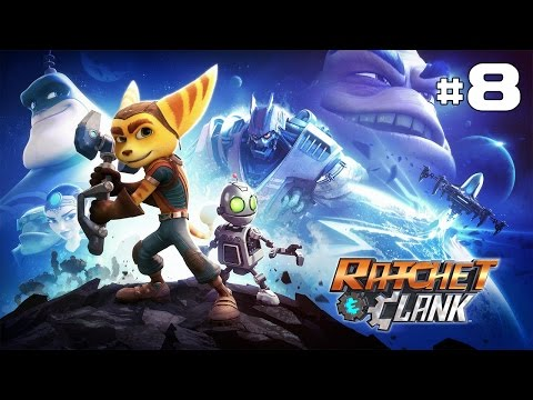 Ratchet & Clank PS4 - Playthrough #8 [FR]