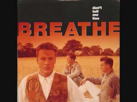 Breathe -  Don't Tell Me Lies (U.S. 12