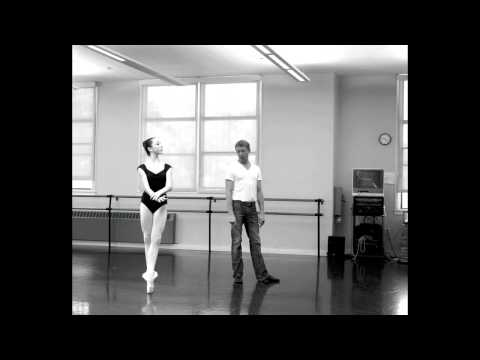 Last ballet lesson before my SI w/ quotes to help you keep going =) Robbie 13