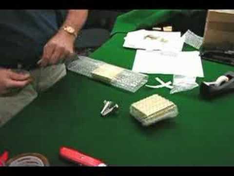 Hess Fine Art Jewelry Packaging Procedures