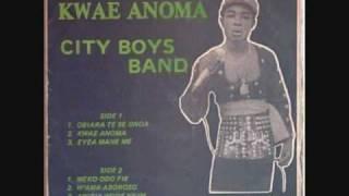 J.A. Adofo & City Boys Band - Baabi Dehyee