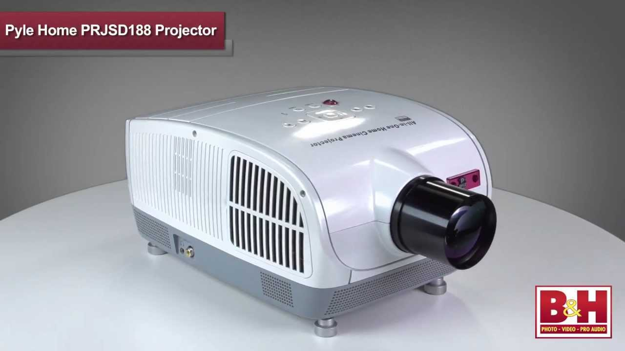 pyle home prjsd188 projector youtube rh youtube com