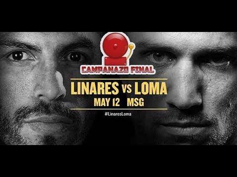 Campanazo Final: ¿Se saldrá Lomachenko con la suya ante Linares?