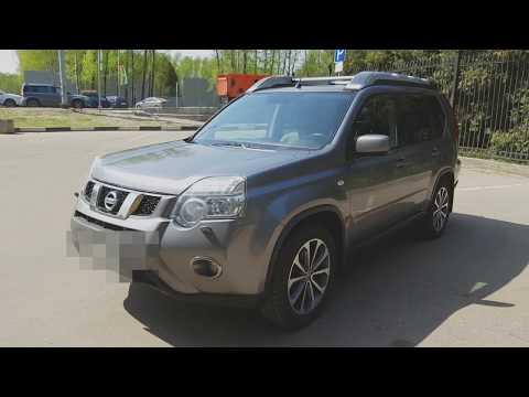 Подбор автомобиля Nissan X-Trail. АВТОПОДБОР.SU