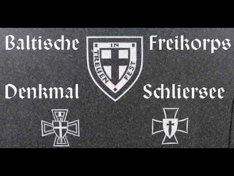 Baltikum Freikorps Denkmal Free corps Memorial