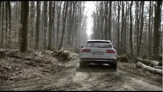 Audi A6 Allroad Quattro International launch first drive