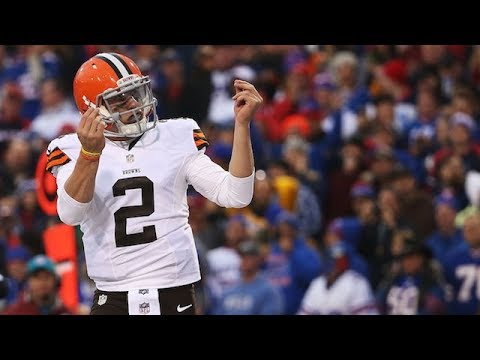 Johnny Manziel Comeback SZN - Highlight Video
