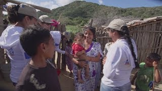 Life-saving EU food aid in the isolated region of La Guajira, Colombia
