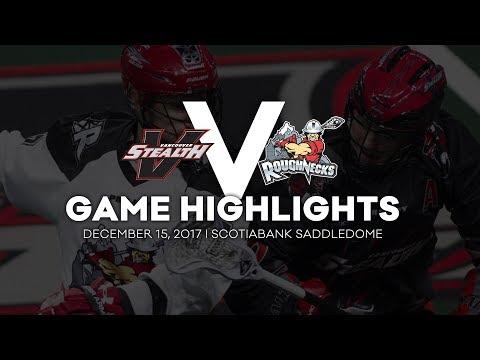 HIGHLIGHTS: Vancouver Stealth vs. Calgary Roughnecks - Week Two