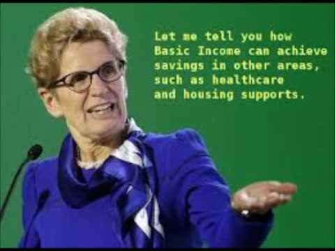 Basic Income Guarantee - Canada
