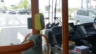 東京ベイシティ交通(ベイシティバス) エルガハイブリッド QQG-LV234N3 ①