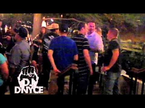 DJ Dnyce Live At Mad Dogs Packed House Long Ass Line Downtown San Antonio