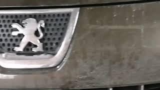 Peugeot 3008 восстановление фары с разбором и чисткой