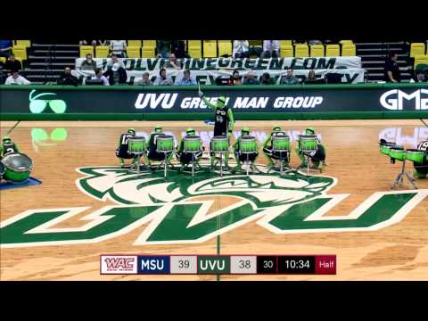 NCAA DI Men's Basketball: Montana State At Utah Valley