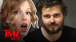 Taylor Swift Inspires Fan to Commit Bank Robbery | TMZ TV