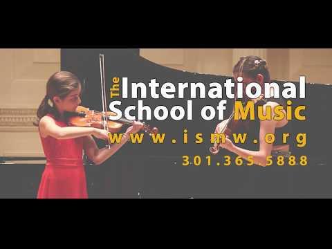 Music Instructor at International School of Music in Bethesda, MD