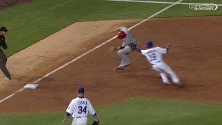 CIN@CHC: Lester air mails pickoff, Soler nails Cozart