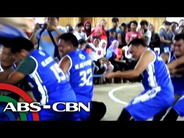 Mga sundalo at miyembro ng MILF, nagbakbakan sa 'Sports Peace'