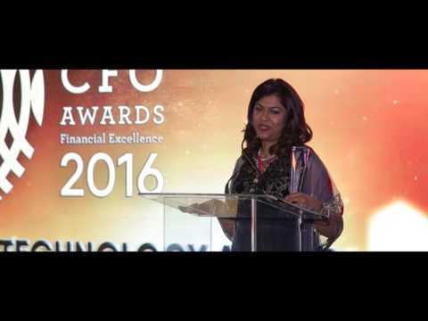 CFO Awards 2016 winner Christine Ramon (AngloGold Ashanti) – Finance & Technology Award